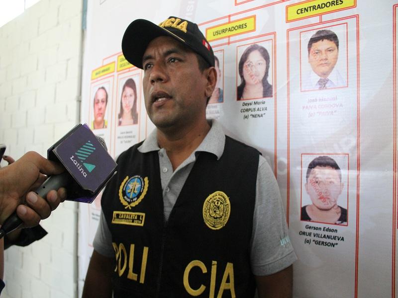 Procurador de Chinecas acusado de integrar banda criminal