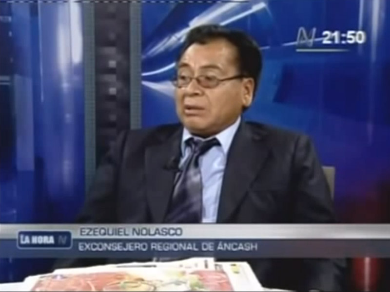 Ezequiel Nolasco